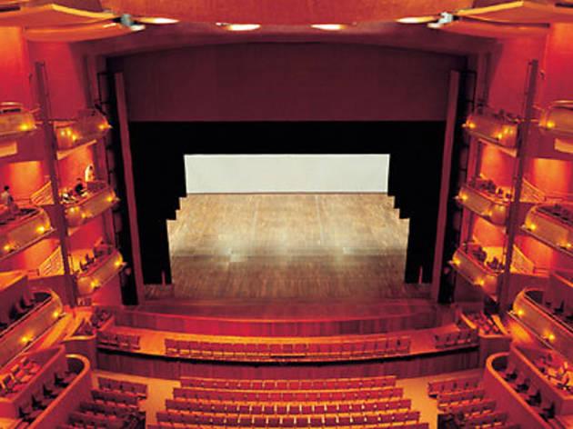 Esplanade Theatre (see Esplanade Theatres on the Bay)