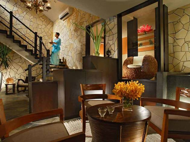 St Gregory Spa (Pan Pacific S