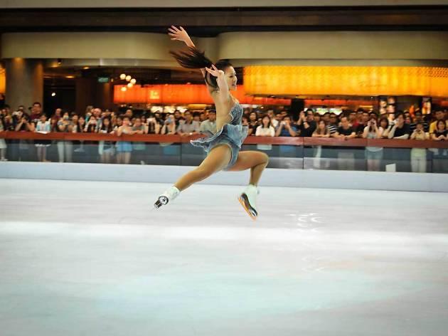 Marina Bay Sands Skating Rink