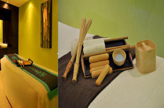 The Bamboo Spa