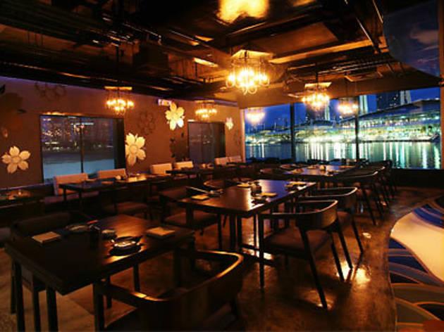 Valentine's Dinner with Kinki Japanese cuisine