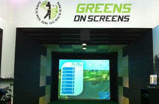 Greens On Screens Indoor Golfing Centre