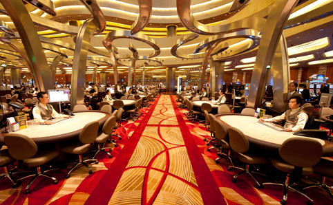 Marina Bay Sands Casino