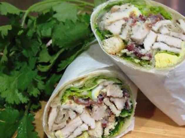 Salads & Wraps
