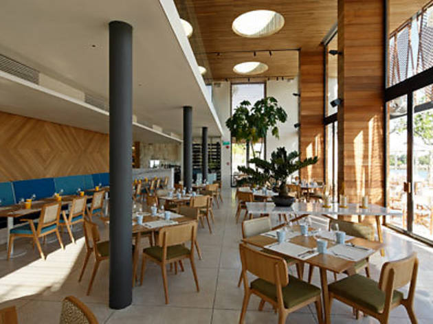 The Dining Room at Tanjong Beach Club