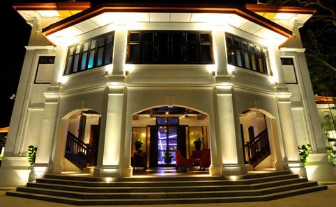 Alkaff Mansion Ristorante