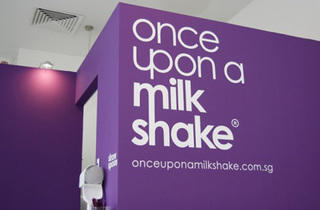 Once upon a Milkshake