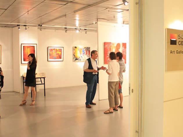 Société Générale Gallery