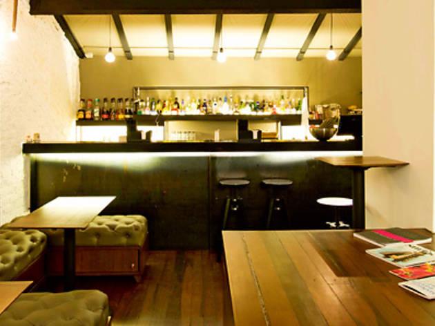 Maison Ikkoku cocktail bar