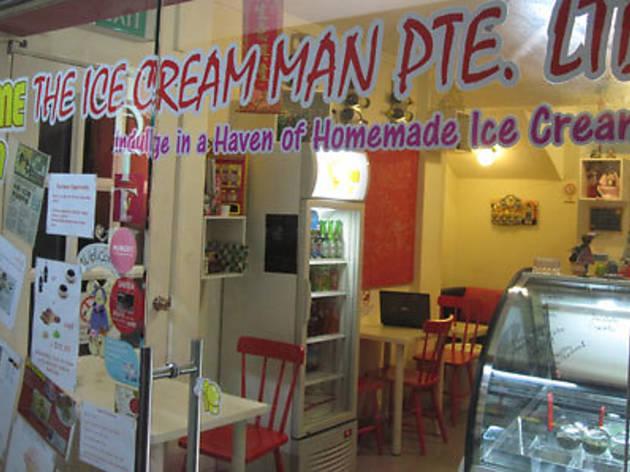 The Ice Crème Man