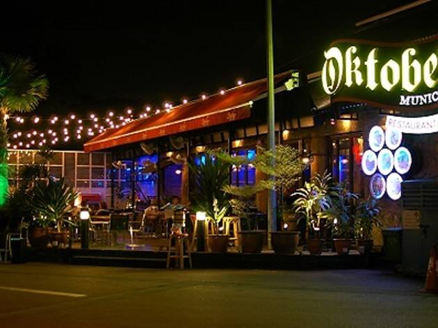 Oktober Munich and Restaurant Bar