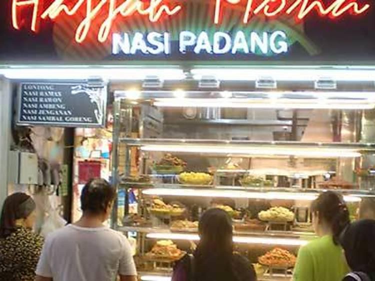 Hajjah Mona Nasi Padang