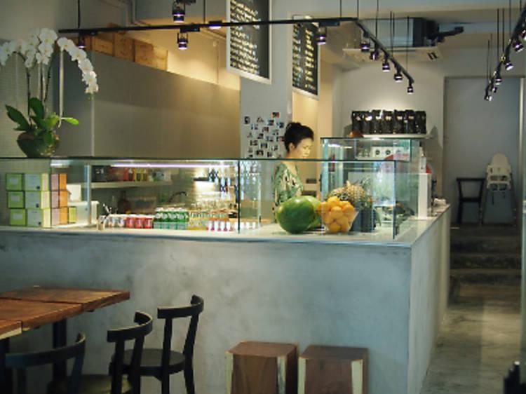 Flock Café