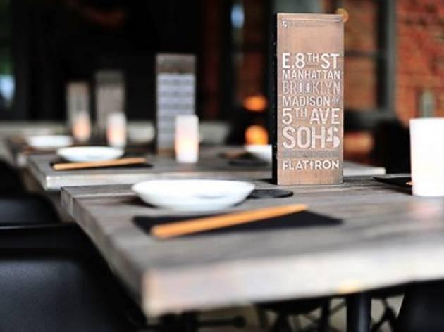 East 8 New York Fusion Tapas + Bar