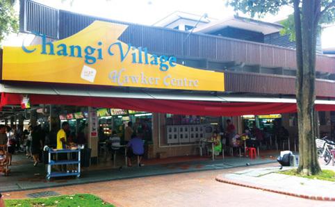 Changi Village Hawker Centre