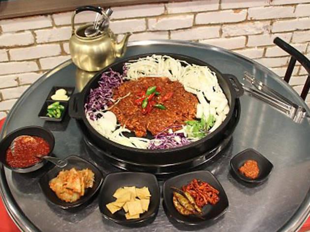 Gangnam Style Korean BBQ