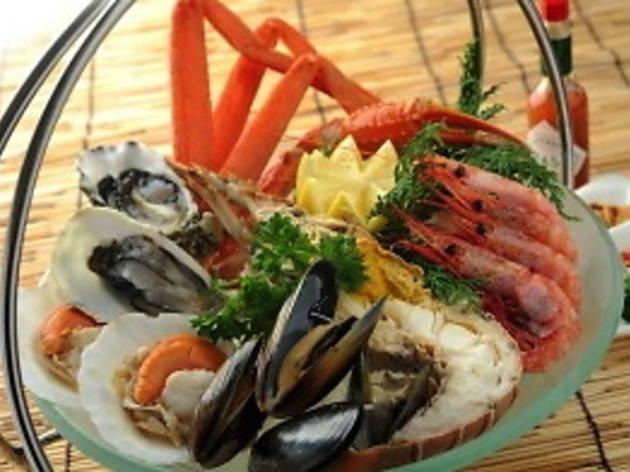 Ten The Oyster & Crab Restaurant