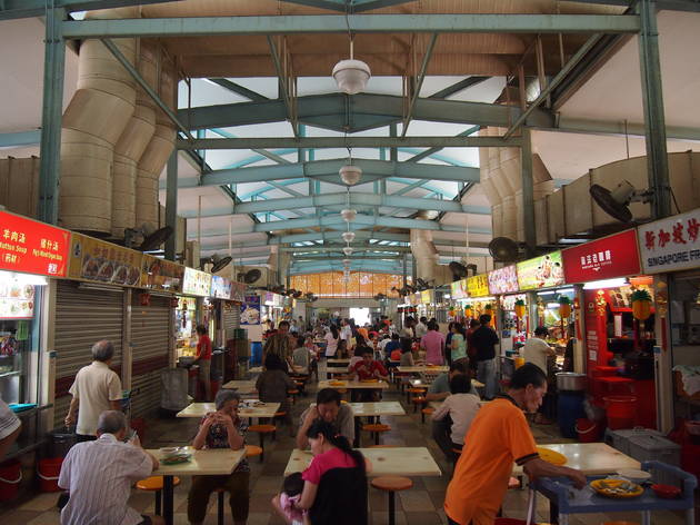 Whampoa Drive Food Centre and Market