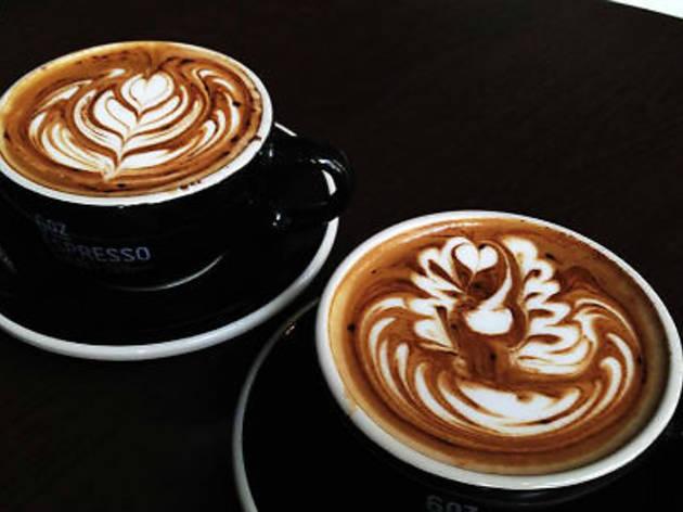 6oz Espresso Bar