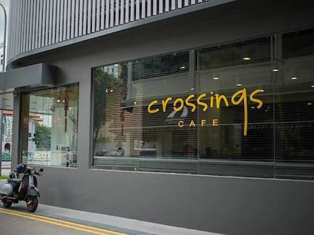 Crossings Cafe