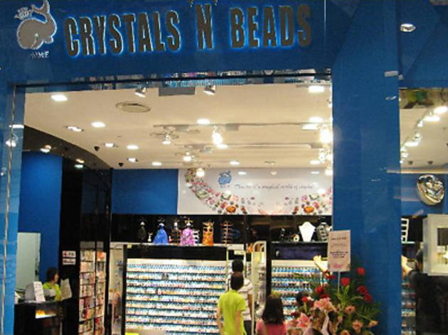 Crystals 'N' Beads