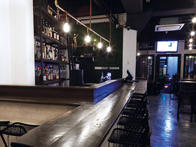 Bar Naked