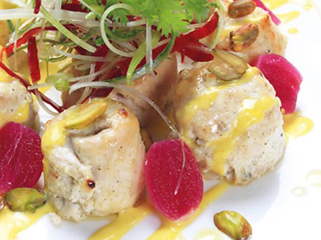 Saha Signature Indian Restaurant & Terrace Bar