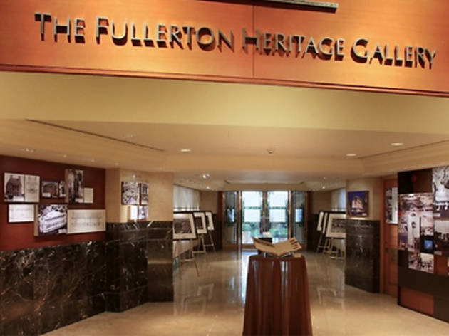 The Fullerton Heritage Gallery