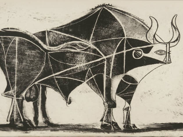 The Mystery of Picasso's Creative Process: The Art of Printmaking