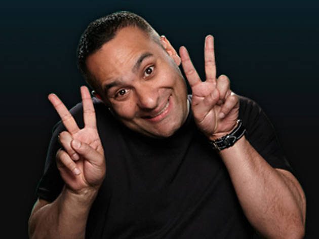 Russell Peters: Notorious 2013 World Tour Return Engagement