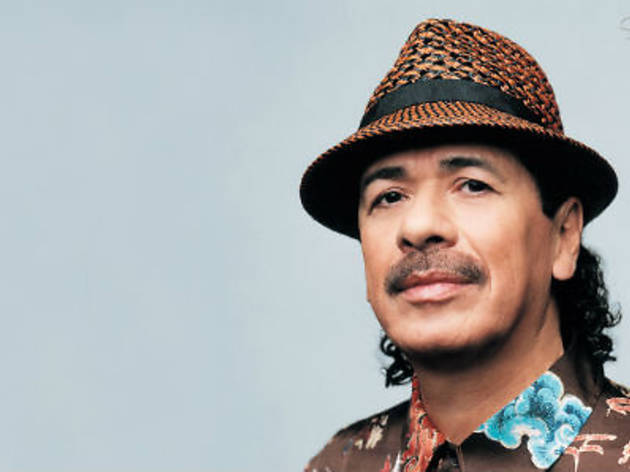 Santana: The Sentient Tour