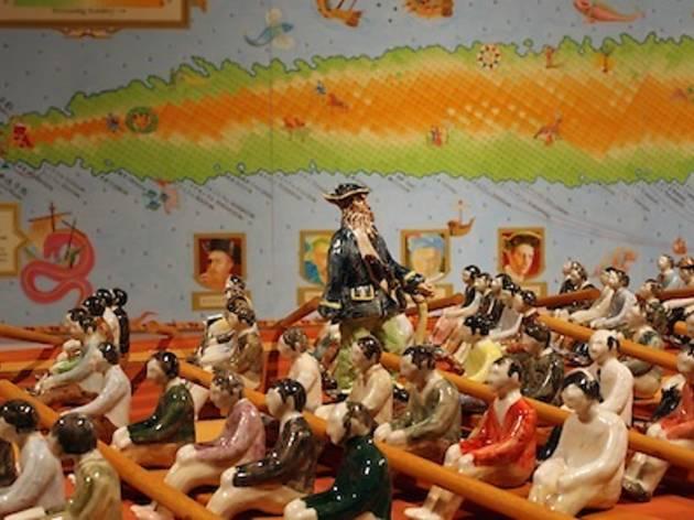 Nobuaki Takekawa: We Are Pirates of Uncharted History