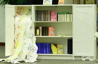 Project LAVA: Born of Paper