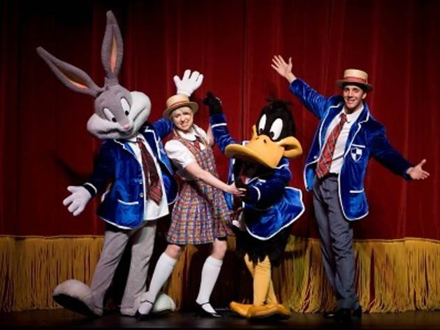 Looney Tunes Live! Classroom Capers