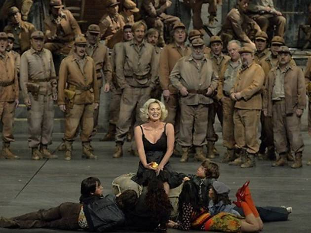 Paris Opera 2013 Season: Carmen