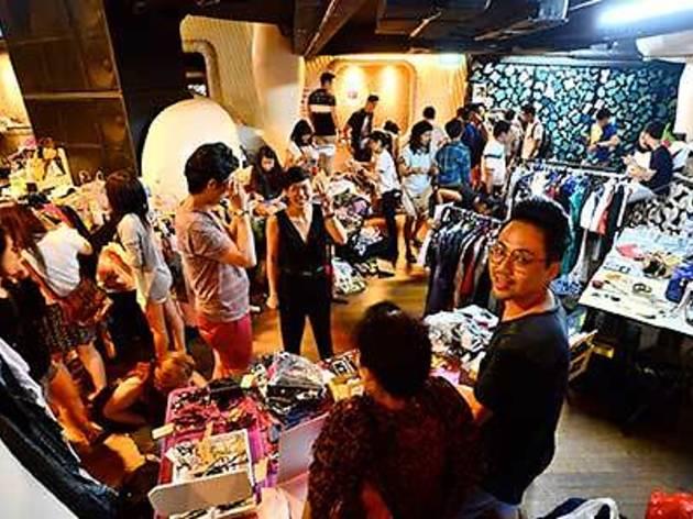 Zouk Flea & Easy: The Night Market