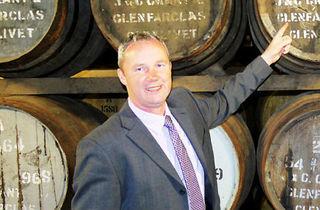 Glenfarclas Whiskey Tasting