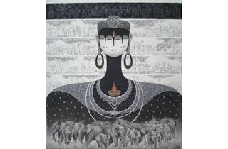Sanjay Kumar: Silent Sermon