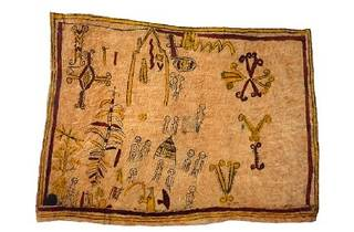 Of Spirit and Splendour: Barkcloth Art of the Ömie