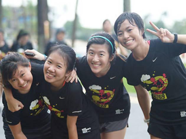 Nike She Runs SG