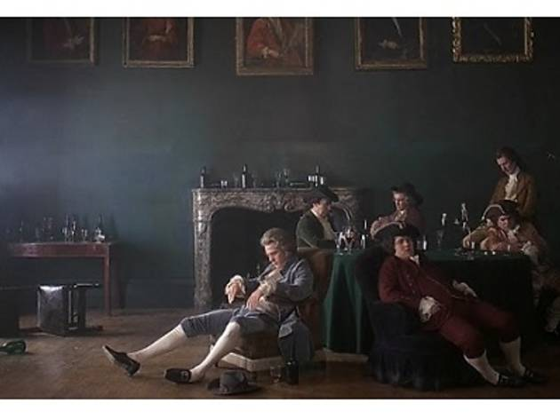 Justin Loke: The Seven Scenes of Barry Lyndon