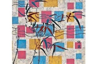 Xue Song: Dialogue with Mondrian
