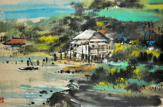 Stephen Leong Chun Hong: Natural Impressionism