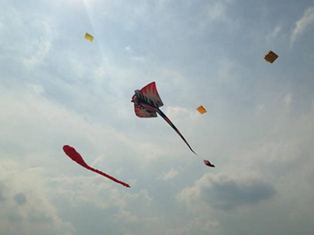 NTUC Income Kite Festival: Children's Kite Carnivale