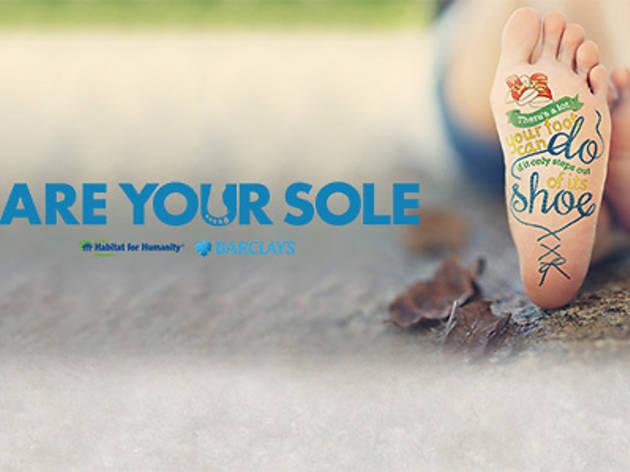 Habitat-Barclays Bare Your Sole 2013