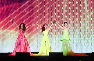 S.H.E: 2Gether 4Ever World Tour