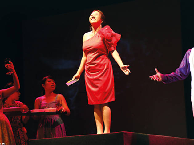 New Opera Singapore: Dido and Aeneas