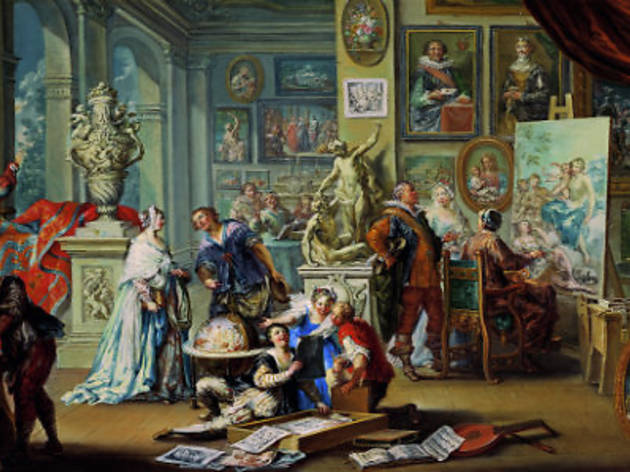 Music at an Exhibition: The Grand Tour