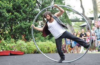 Sentosa Buskers Festival 2013