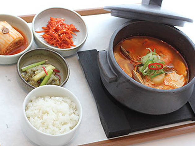 Korean Specialties